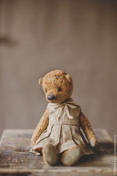 Мишки Тедди ручной работы: Катюшка. Handmade.