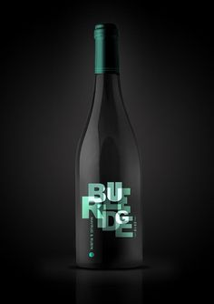 blue ridge wine package design