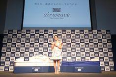 Mao Asada, APRIL 12, 2015 - Figure Skating : Mao Asada attends a press conference of airweave at Tokyo, Japan. (Photo by Sho Tamura/AFLO SPORT)