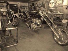 Swedish-chopper Kustom Kulture, Choppers, Bikers, Old School, Motorcycles, Garage, Cars, The Creation, Sweden