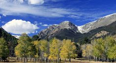 Rockie Mountain National Park in the fall.  www.IntrepidPhotographer.com