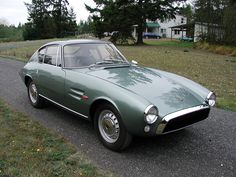 Image result for 1966 fiat ghia 1500