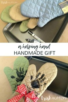 Handmade Gift Helping Hand for Moms, Dads, Grandparents, Teachers - Gifts and Costume Ideas for 2020 , Christmas Celebration Grandparents Day Activities, Grandparents Christmas Gifts, Happy Grandparents Day, Christmas Crafts For Gifts, New Grandparent Gifts, Holiday Gifts, Christmas Ideas, Xmas, Grands Parents