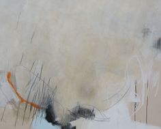 presence in the whisper • 50w x 40h • mixed media on canvas • 2012