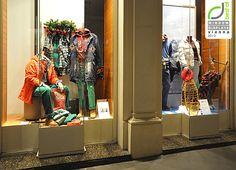 GANT Christmas windows 2012, Vienna