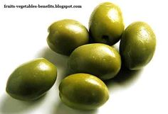 Benefits of Eating Olives Fruit