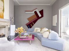 DPAGES – a design publication for lovers of all things cool & beautiful | West Chelsea Apartment