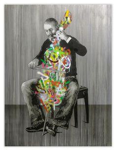 Martin Whatson #maslindo Art around the world : http://www.maslindo.com