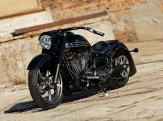 One hell of a motor Yamaha Motorcycles, Harley Davidson Motorcycles, Custom Motorcycles, Custom Bikes, Cars And Motorcycles, Yamaha Stryker, New Harley, Ape Hangers, Biker