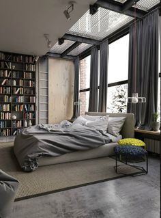10 INDUSTRIAL STYLE APARTMENTS AROUND THE WORLD_see more inspiring articles at http://vintageindustrialstyle.com/industrial-style-apartments-world/