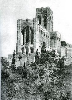 Bertram Goodhue, West Point Chapel