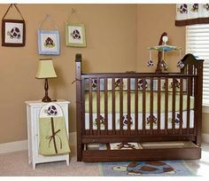 Daily Update Interior House Design: 10 Elegant Baby Nursery Design Ideas with Various Themes