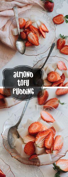 Almond Tofu (Almond