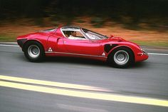 Alfa Romeo Tipo 33 Stradale by Auto Clasico on Flickr.