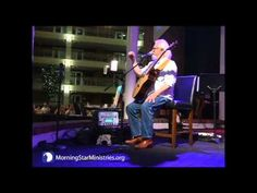 """Don Potter sings """"What Fits You"""" at MorningStar Ministries. Visit www.MorningStarMinistries.org."""