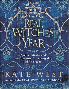 The Real Witches' Year: Spells, rituals and meditations for every day of the year by Kate West http://www.amazon.co.uk/dp/0007189516/ref=cm_sw_r_pi_dp_eKs4ub0WJ4ZNA