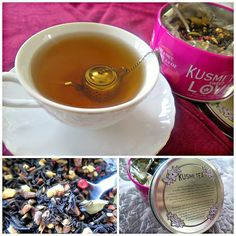 #kusmitea sweet love - exquisite spicy blend that stimulates the senses. Ingredientes: #blackchinatea,  #liquorice roots, #spices, #guarana seeds, #pinkpepper and flavors. Thank you @maria.misiorna, you are #thebestcousin in the world. #morning #pleasure #tea #teatime #cupoftea #drinkoftheday #moments #kusmiteaparis #teashop #cookairblog #instadrink #vegan #vsco #relax #sugarfree #magic #aroma #essence #tealover #picoftheday #vscodrink #herbata #onthetable