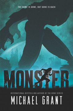 #CoverReveal  Monster (Gone, #7( by Michael Grant