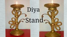 Diya Stand || Candle Holder || Room Decor || Diwali Decoration || Best o...