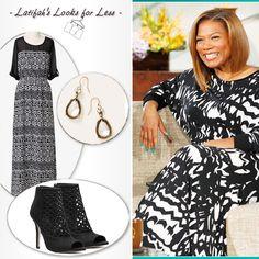 Latifah's Looks for Less: Feb 3rd