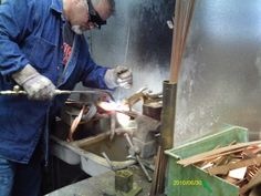 Careers in Welding - On the Rise..Check American Welding Society (AWS) for openings!