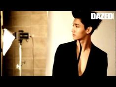 Changmin of DBSK for Dazed & Confused