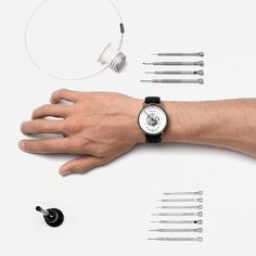 Discover Baume Watches : a unique experience to design your own custom watch. We create eco-friendly watches with minimalist design paired with quality. Communication Methods, French Signs, Tomorrow Will Be Better, Make Time, Watches For Men, Manga, Color, Top Mens Watches, Manga Comics