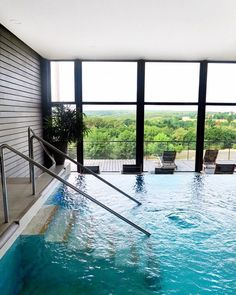 La Grée des Landes Eco Hotel & Spa by Yves Rocher // La Gacilly, France Spa Quotes, Ill Be Here, Spa Rooms, Spa Design, Wellness Spa, Yves Rocher, Diy Spa, France, Yoga Retreat