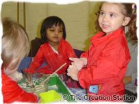 #MarchMumsJobs With The Creation Station if you want to work just 4 mornings term time only and just a little in the holidays it is possible to earn from £12,000 - £39,000.  #flexiblework #flexiwork #jobsformums #childrensclasses #art #crafts #creative #teaching