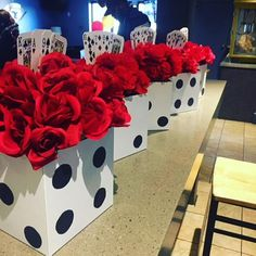 Casino themed centerpieces, LIST includes --- 3 dice centers Casino ✦these / Las Vegas themed boxes are perfect to use for centers at your bachelorette party, wedding reception, casino party or anywhe Casino Themed Centerpieces, Casino Party Decorations, Casino Theme Parties, Birthday Parties, Birthday Centerpieces, Table Centerpieces, Centerpiece Ideas, 21st Birthday, Casino Royale Theme