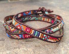 Southwestern Wrap Bracelet