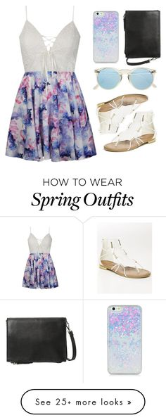 """Spring Outfit"" by lovelyelizabethh on Polyvore featuring Ally Fashion, Lane Bryant and MANGO"