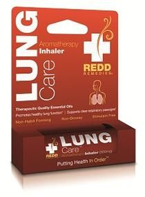 Lung Care Inhaler™    Therapeutic quality essential oils        Promotes healthy lung function*      Supports clear respiratory passages*      Supports healthy breathing capacity*    For best results, use with Lung Care™ Herbal Supplement