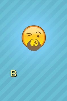 Bearded Emojis | 18 Emojis That Should Exist But Don't