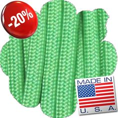 Paracord - Green Mint 550 Paracord, Mint, Green, How To Make, Stuff To Buy, Peppermint