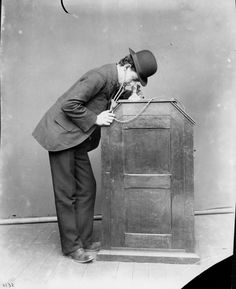 Thomas Alva Edison: El Kinetoscopio
