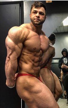 muscleroidaddict — musclegodselfies:   Regan Grimes