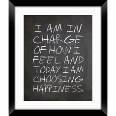 Choose Happiness! Everyday!