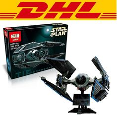 93.10$  Watch here - http://ali1ua.worldwells.pw/go.php?t=32789330588 - 2017 New LEPIN 05044 703Pcs Star Wars UCS TIE Interceptor Model Building Kit Minifigure Block Brick Compatible Children Toy 7181 93.10$