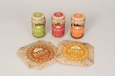 diablo's laurenfilius packaging design