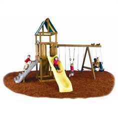 Shop Wayfair for All Swing Sets to match every style and budget. Enjoy Free Shipping on most stuff, even big stuff.