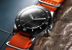 www.Filson.com | Dutch Harbor Watch Collection