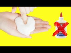 DIY Slime without Glue, Borax, Liquid Starch, Detergent! | 2 Ingredients (Shampoo Slime Redo) - YouTube