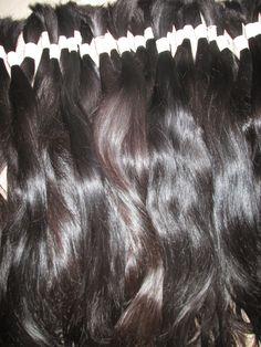 Original straight hair