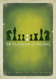 Patrick Connan - The Fellowship of the Ring