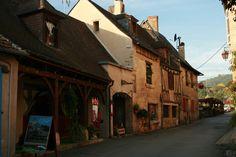 Lasceaux Village, France