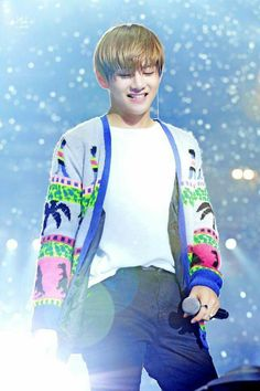 Perfection that is TaeHyung