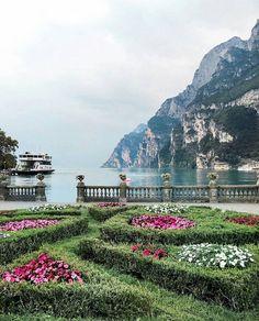 Lago Di Garda | by @_prettylittleitaly