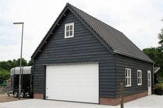 Garages, Garage Doors, Shed, Outdoor Structures, Outdoor Decor, Home Decor, Greenhouses, Lean To Shed, Decoration Home