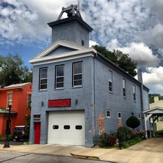 Washington Volunteer Fire Dept, Madison, Indiana Fire Dept, Fire Department, Madison Indiana, Engine House, Fire Equipment, Fire Apparatus, Police Station, Fire Engine, Old Buildings